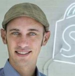 lutke toby shopify cap logo