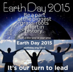 earth day 2015 people
