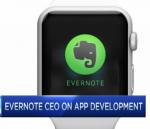 Apple watch evernote app