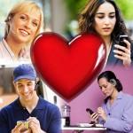 customer intimacy heart mobile