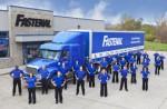 Fastenal Blue truck team