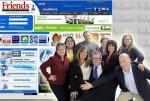 Friends-management-website