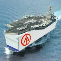 IP packaging aircraft carrier
