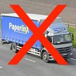 Paperlinx truck X