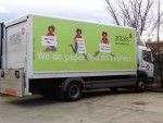 antalis delivery truck large