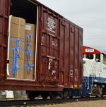railroad boxcar paper