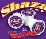 Shazam-Keurig-Mason