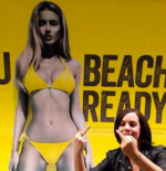beach body reaction
