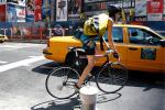 amazon bike courier NYC