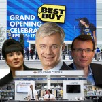 Best Buy montage 2013