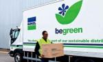 bunzl truck green