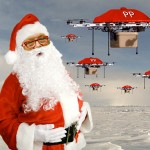 Frosty PP Christmas drones 2015