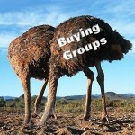Buying Groups ostriches head in sand
