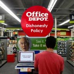 Depot Dishonesty 2012