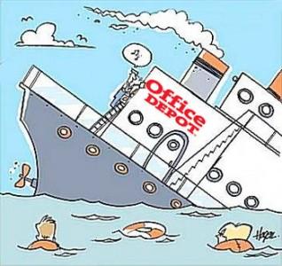 office depot sinking ship350 2