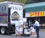 sysco delivery guy