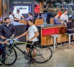collaborative oofice bike