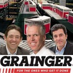 Grainger team montage 2014