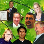 Greenest list 2012