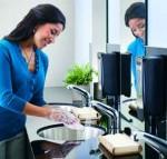 Washroom-hygiene-woman