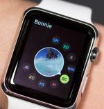 apple watch face bonnie