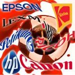 printer logos plughole