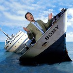 sony sinking ship ceo