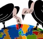 vulture capitalists crop