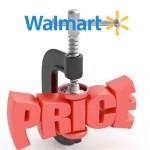 Walmart Price squeeze