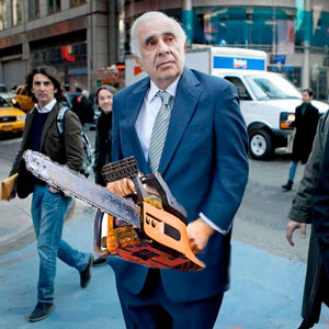 Icahn chainsaw carl